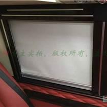 高鐵式隨行隨止考斯特改裝車遮陽窗簾游艇船舶用卷簾