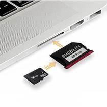 ?#36824;?#30005;脑macbook Air/Pro移动硬盘读卡器扩容扩展SD卡套供应厂家直销