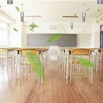 廠家直銷學校用VIIYI薇伊空氣凈化器,零噪音 不干擾教學,不占用空間