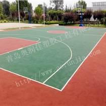 东营塑胶篮球场,塑胶球场