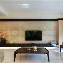 中山塑木廠家直銷緑可木電視3D生態木背景墻板防腐木