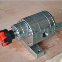 山東濟南不銹鋼齒輪計量泵生產基地,專業,精密化工泵