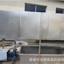 宏納質造 大型家禽屠宰場專用設備 禽籠清洗機