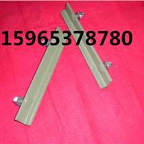 供应清扫器合金刮刀  合金橡胶清扫器上的主要配件
