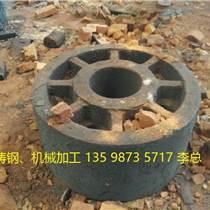 加工齒輪端蓋托輪磨頭