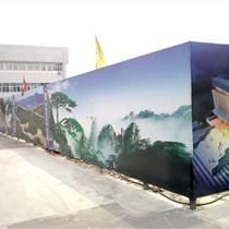 惠州市广告围挡制作安装