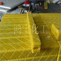 方便使用帶扣手的聚乙烯塑料枕木