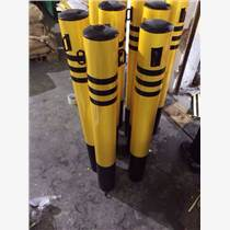 道路反光柱擋車柱 4寸隔離柱1米高 交通警示樁
