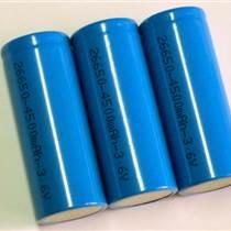 中科能源生產26650圓柱鋰電池