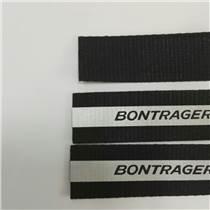 反光織帶印刷商標 絲印反光商標 戶外運動裝 車座包logo輔料加工