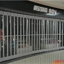 深圳折叠门自动折叠门水晶折叠门价格