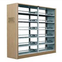 廣州書架 可以材質鋼制雙面書架