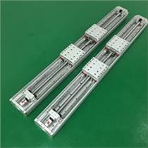 120正反牙直线滑台滚珠丝杆直线导轨线性模组机械手臂电动平移