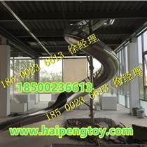 不銹鋼滑梯廠家在哪 北京不銹鋼滑梯價格18500236613