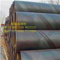 河北Q235A大口径螺旋钢管 质高价廉