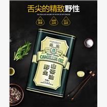 绿达山茶油1L罐装 有机野生 物理压榨山茶油