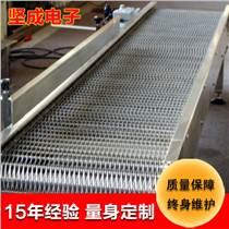 東莞廠家直銷堅成電子網帶輸送線BLN16不銹鋼耐磨網帶流水線