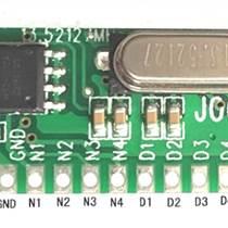 学习码 低功耗 超外差无线接收模块J06C