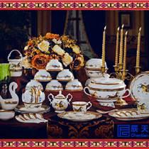 碗碟套裝家用碗盤餐具韓式簡約碗勺陶瓷碗具米飯碗菜盤餐盤子
