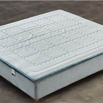 西安床垫厂博森迪奥床垫公司BS-8010A酒店床垫批发记忆棉床垫定制