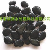 ?#21672;?黑色 杂色卵石砾石滤料 优质首选垫层滤料