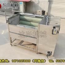 毛刷式去皮清洗機怎么賣 多功能去皮清洗機廠家