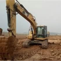 上海青浦区大小履带挖掘机租赁园林绿化场地平整