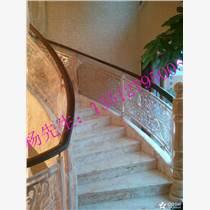 歐式鋁藝樓梯護欄 別墅藝術樓梯扶手制作過程