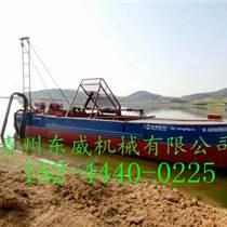 綿陽撈沙設備既能抽沙又能運沙的自卸式吸沙船