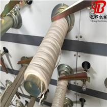 PPPE防塵防曬遮陽網拉絲機械設備 網袋捆草網用塑料扁絲拔絲機器