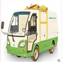 山东最大垃圾运输车生产企业,翻桶电动四轮垃圾车