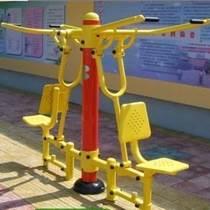 新时代双人坐拉训练器价格健身路径坐拉器厂家