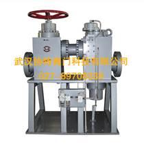 武漢協特除鱗系統高壓水除鱗系列低液面閥組廠家直供 可定做