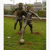 北京樹脂雕塑廠加工仿銅人物雕塑