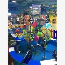 儿童游乐设备 水乐堡 水动力 室内玩水设备 亲?#28216;?#27700;乐园 游乐设备厂家 山东盛唐游乐