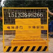 電梯井道防護網門、江蘇護欄網施工電梯門、直梯建筑電梯安全門
