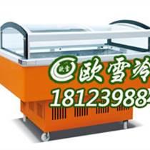 武漢麻辣小龍蝦冷餐保鮮柜