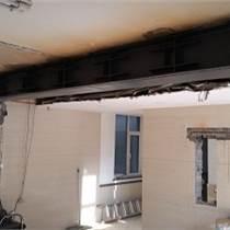 北京密云專業房屋拆除承重墻樓板開門洞鋼筋混凝土拆除加固