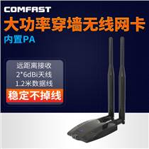 COMFAST CF-7201ND USB增强台式机WIFI信号发射接收器AP
