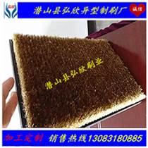 弘欣刷業定制PCB放電板 焊接行業放電網刷 pvc銅絲板刷