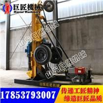气动打井机价格低 钻井快 KQZ200D气动水井钻机选它没有错