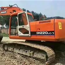 斗山220轮挖,真实货源