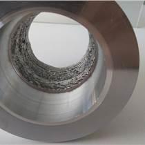 苏州虎伏为各规格巴氏合金耐磨瓦提供专业的焊接加工
