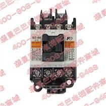 富士接触器 断路器 sc-03 原装进口