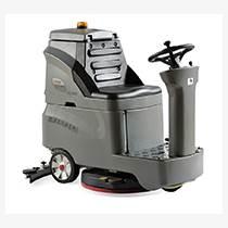 武汉高美驾驶式全自动洗地机
