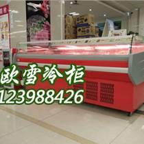 廣西不銹鋼材質的鮮肉冷藏柜多少錢一臺