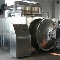 微波藥材干燥殺菌設備
