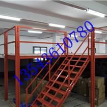 佛山大型夾層閣樓倉庫二層平臺閣樓貨架廠家定制工字鋼閣樓倉儲架