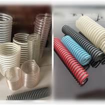 黑色塑筋管厂家,pu耐磨塑筋软管,耐高温塑筋加强软管