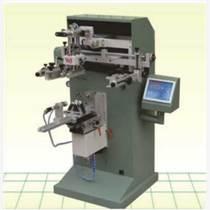 適用于絲印化妝品圓面產品/鋁管/玻璃杯/奶瓶 圓曲面絲印機MS-250